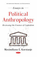 Essays in Political Anthropology