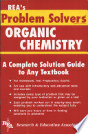 the organic chemistry problem solver a complete solution guide to  front cover