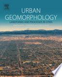 Urban Geomorphology Book