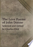 The Love Poems of John Donne