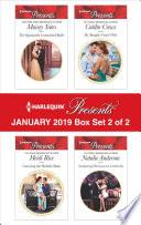 Harlequin Presents January 2019   Box Set 2 of 2 Book