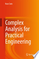 Complex Analysis for Practical Engineering Book