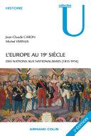 L'Europe au 19e siècle