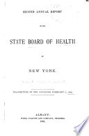 Annual Statistical Report of the Department of Health