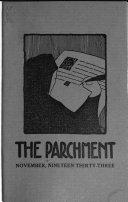 The Parchment Book PDF