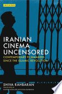 Iranian Cinema Uncensored