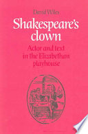 Shakespeare's Clown