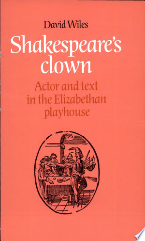 Download Shakespeare's Clown Free Books - Dlebooks.net