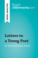 Letters to a Young Poet by Rainer Maria Rilke (Book Analysis)