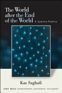 Pdf The World after the End of the World Telecharger