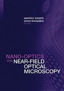 Nano-optics and Near-field Optical Microscopy