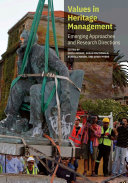 Pdf Values in Heritage Management