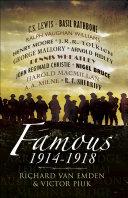 Famous, 1914–1918 Pdf/ePub eBook