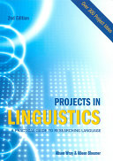 Projects in Linguistics