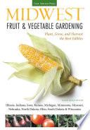 Midwest Fruit   Vegetable Gardening Book