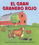 Big Red Barn Board Book  Spanish edition