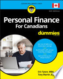 """Personal Finance For Canadians For Dummies"" by Eric Tyson, Tony Martin"