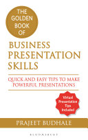 The Golden Book of Business Presentation Skills