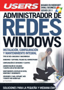 Administrador de redes Windows