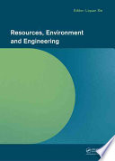 Resources  Environment and Engineering