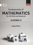 Fundamentals of Mathematics   Algebra II
