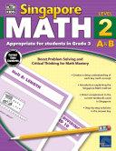 Singapore Math  Grade 3