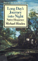 Long Day S Journey Into Night Book