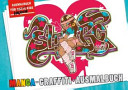 Manga Graffiti Ausmalbuch