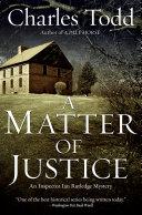 A Matter of Justice Pdf/ePub eBook