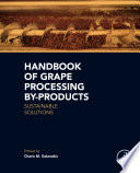 Handbook of Grape Processing By Products