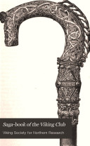 Pdf Saga-book of the Viking Club
