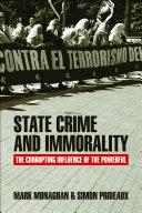 State crime and immorality Pdf/ePub eBook