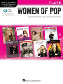 Today's Women of Pop (Songbook)