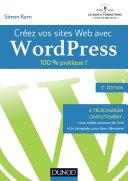 Pdf Créez vos sites Web avec WordPress Telecharger