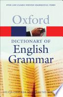 Oxford Dic English Grammar P  Book PDF