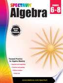 """Spectrum Algebra"" by Spectrum"