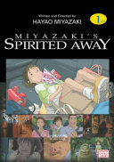 Spirited Away Film Comic  Vol  1