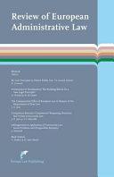 European Administrative Law