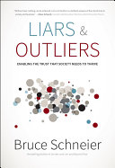 Liars and Outliers [Pdf/ePub] eBook