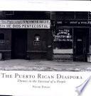 The Puerto Rican Diaspora