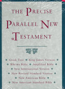 The Precise Parallel New Testament