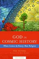God in Cosmic History Book PDF