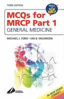 MCQs for MRCP Part 1  General Medicine