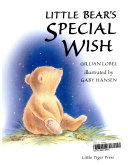 Little Bear's special wish
