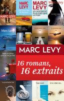 Marc Levy : 16 romans, 16 extraits