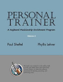 Personal Trainer Book