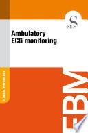 Ambulatory ECG monitoring