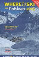 Pdf Where to Ski and Snowboard
