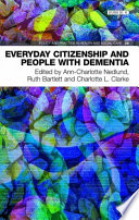 Everyday Citizenship And People With Dementia