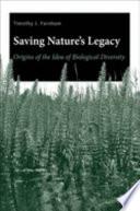 Saving Nature S Legacy